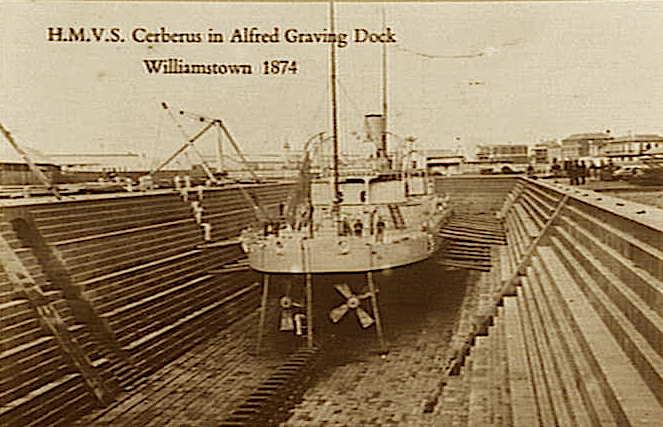 Williamstown Shipyards & Alfred Graving Dock