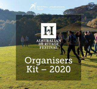 Victorian Organisers Kit