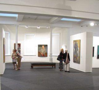 SH Ervin Gallery Interior