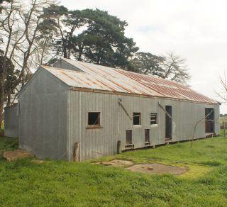 Barwon Park Shearing Shed Restoration