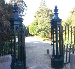 Como Avenue Gates Restoration, Como