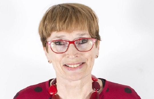 Dr Jacqueline Healy