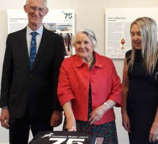 75th Anniversary Celebrations Virtual Launch