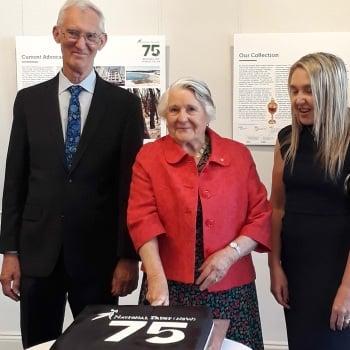 75th Anniversary Celebrations Virtual Launch