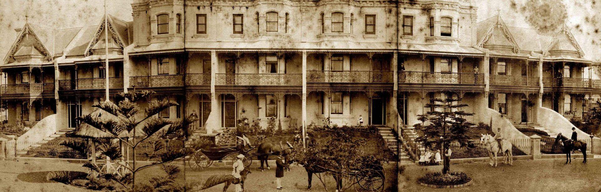 L' Avenue, c.1890s