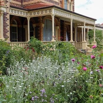 Free garden entry