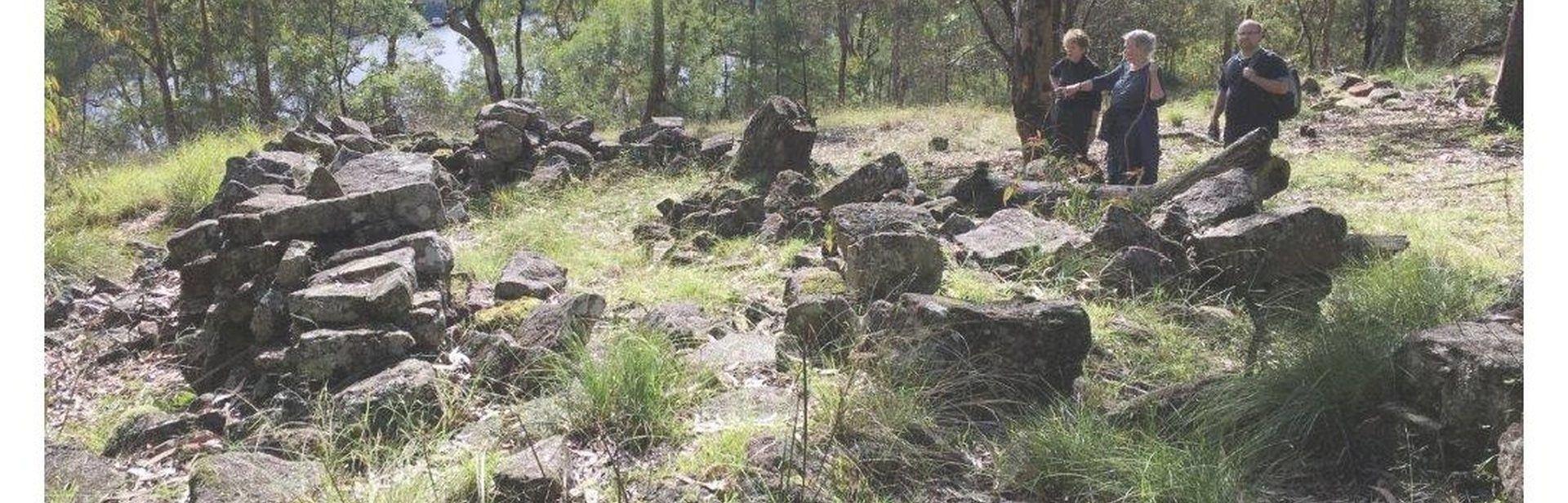 Convict Stockade Ruins